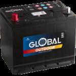 Global Fritidsbatteri 70 Ah