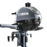 Yamaha 2.5 Hk